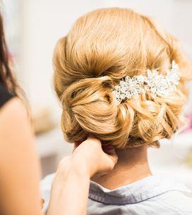 Recogidos bajos para novias: ideas espectaculares para triunfar