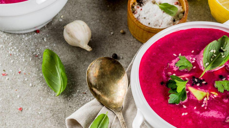7 variedades de gazpacho originales para no caer en la monotonía