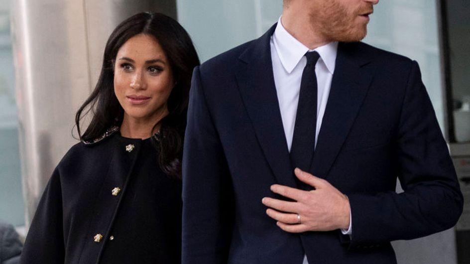 Meghan und Harry entfolgen den britischen Royals auf Instagram