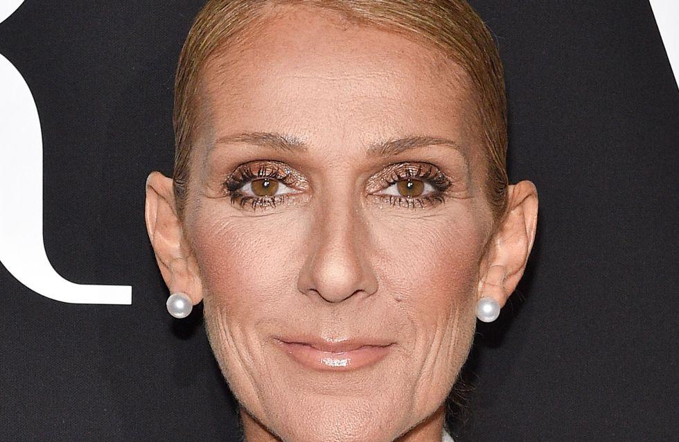 Céline Dion, sublime avec des cheveux courts pour le ELLE (Photos)