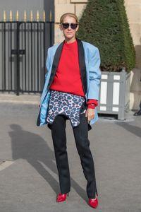 Céline Dion, sublime dans sa nouvelle coupe de cheveux pour le magazine Elle ! (Photos)