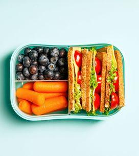 Gesundes Essen für unterwegs: Mit diesen Tricks sparst du Kalorien