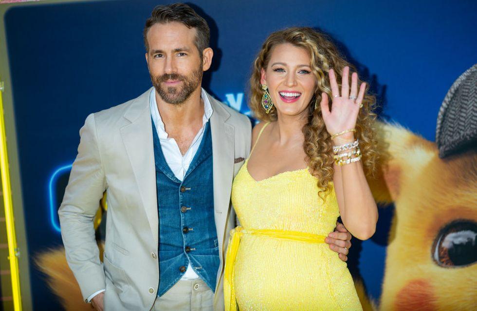 Blake Lively révèle être enceinte de son troisième enfant sur le tapis rouge (photos)
