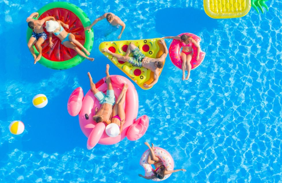 I gonfiabili più divertenti per l'arrivo dell'estate a meno di 30€!