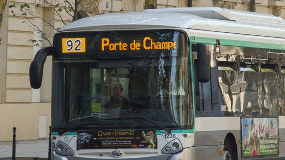 Sa jupe jugée trop courte, le chauffeur RATP lui refuse l'accès au bus
