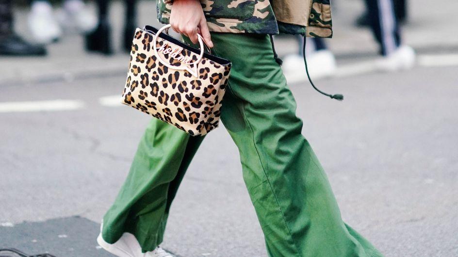 La stampa animalier sarà un top trend della primavera: indossala sulle borse!