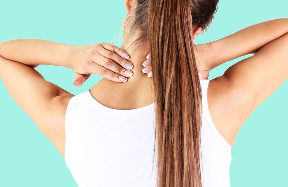 Alivia la tensión cervical y olvídate del dolor de cuello de forma natural