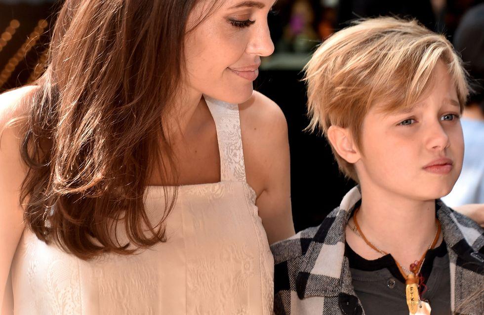 Angelina Jolie: DARUM bekommt Tochter Shiloh einen Ersatz-Papa!