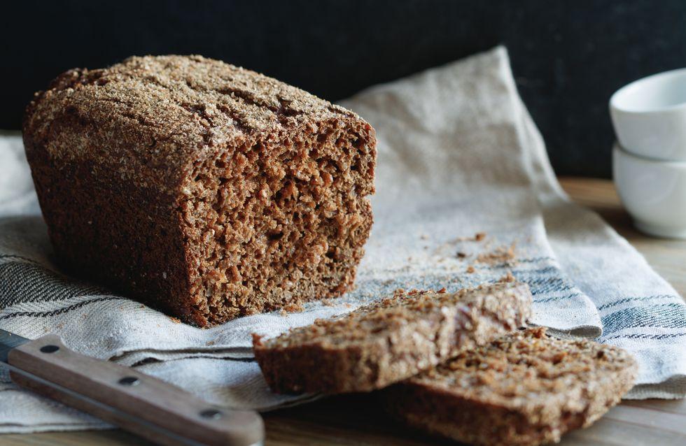 Pan de centeno: el pan más saludable y con más fibra