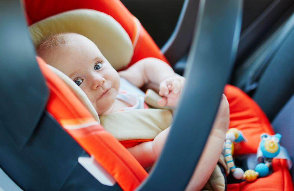Test impacto frontal: ¿cuáles son las sillitas de bebé más seguras?