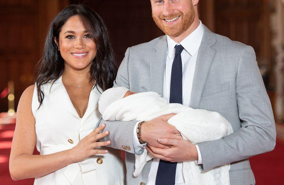Erste Bilder: Meghan und Harry zeigen endlich ihr Baby
