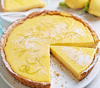Tarta de limón: 4 recetas dulces y refrescantes