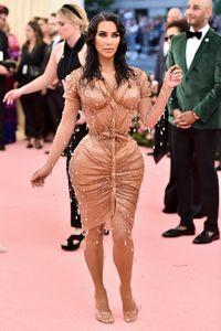 """Kim Kardashian jugée pour son physique """"malsain"""" lors de la soirée du Met Gala"""