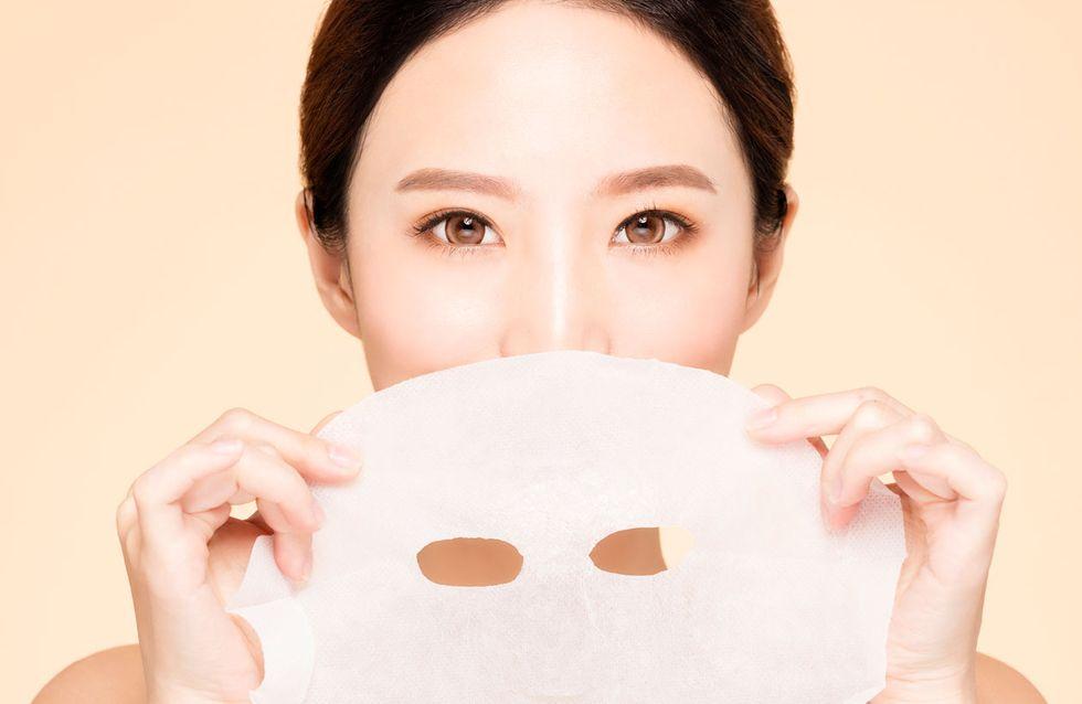 Sheet-Masken Test: Die glätten das Gesicht sofort!
