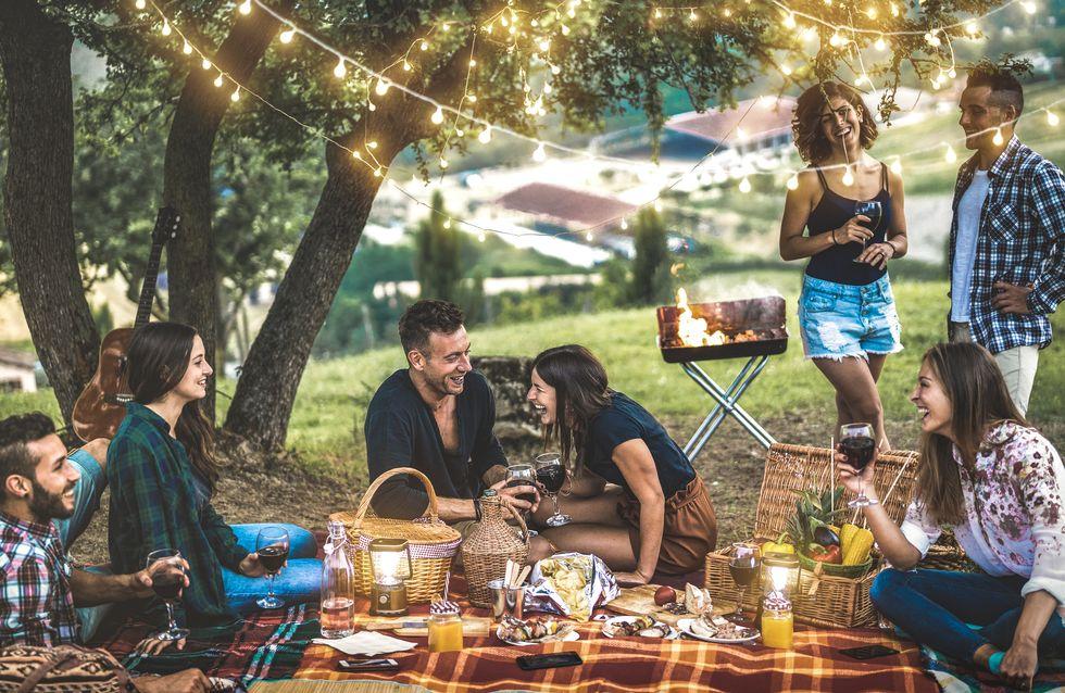 Come organizzare una perfetta festa in giardino