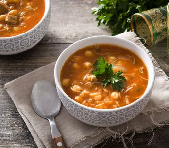 Recette express de la chorba, cette soupe orientale délicieuse