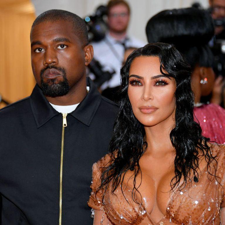 Kim Kardashian et Kanye West sont parents pour la 4e fois!