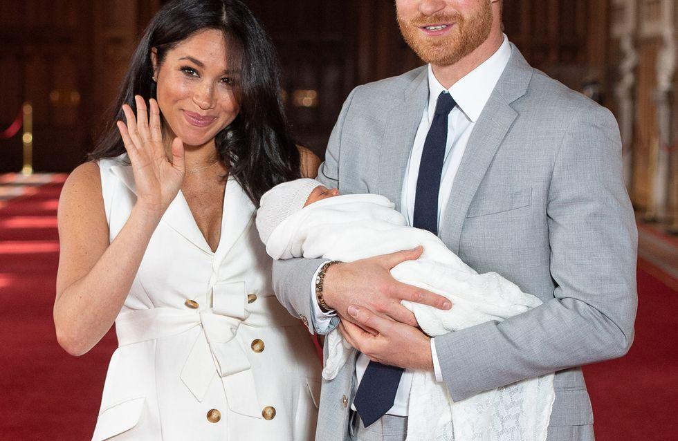 Baby Archie: Palast gesteht peinliche Panne nach der Geburt