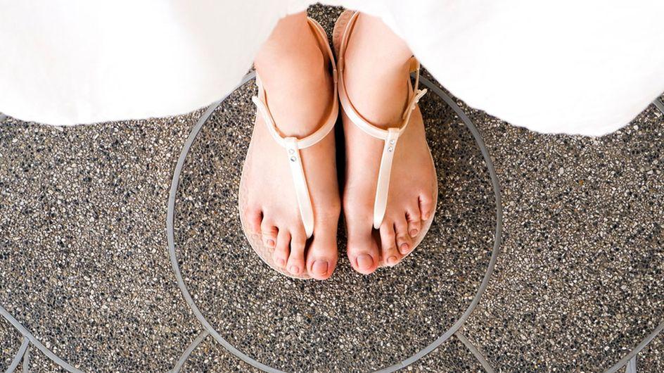 Sofort schöne Füße: Mit diesen Tipps machst du deine Füße sandalentauglich