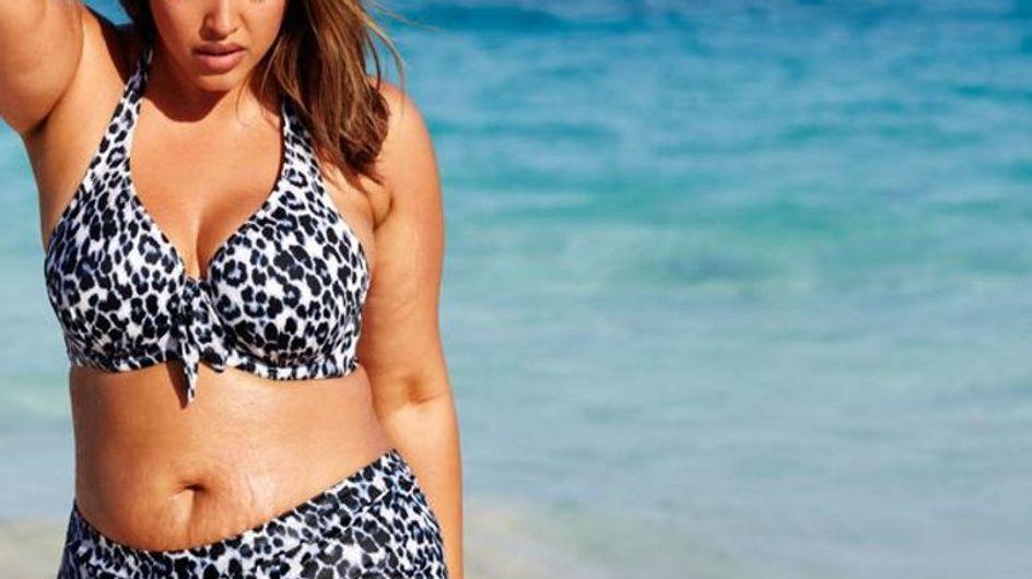 Trajes de baño para chicas curvy: luce perfecta este verano