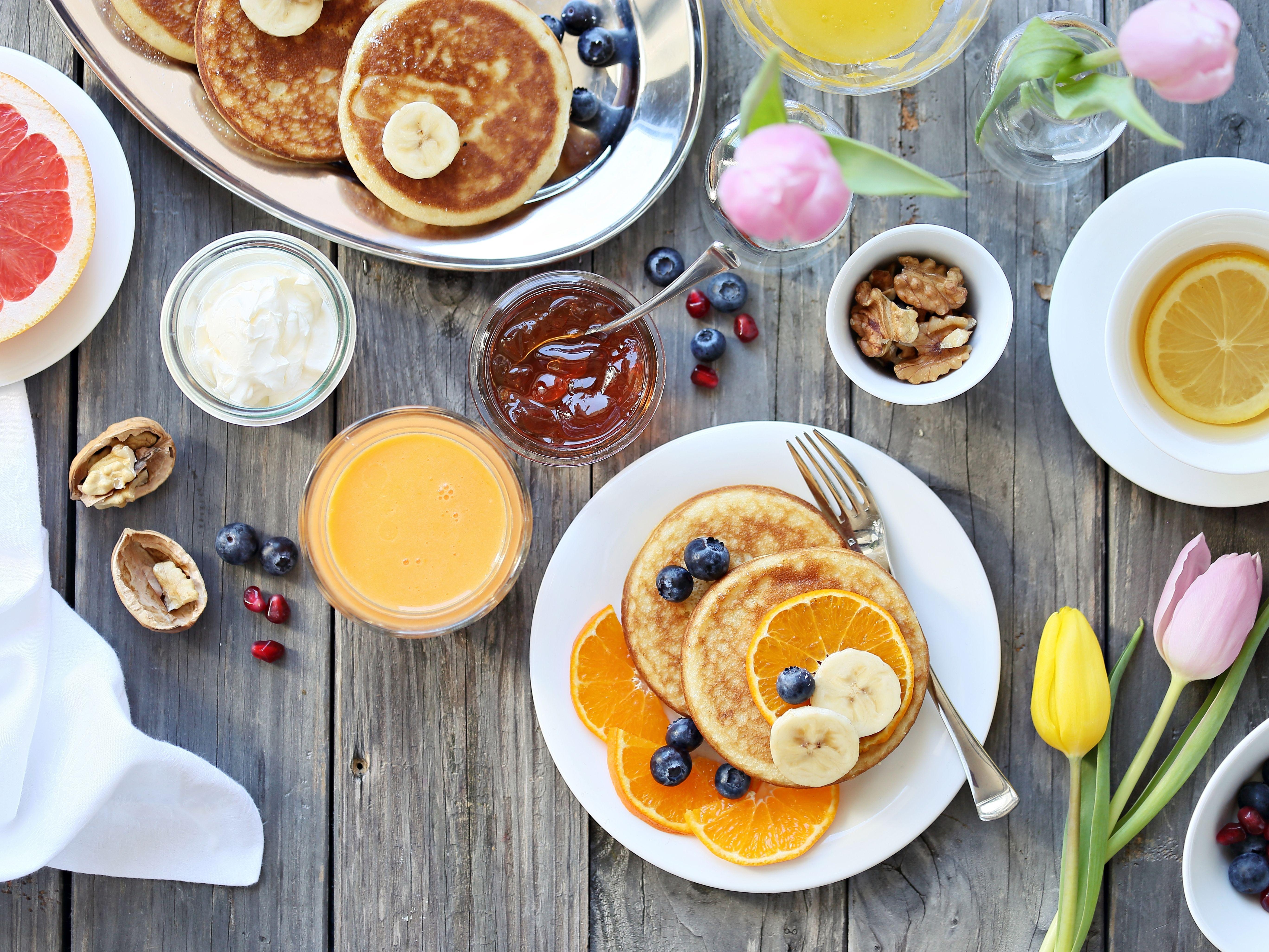 Faites un petit déjeuner / brunch 12 fait maison