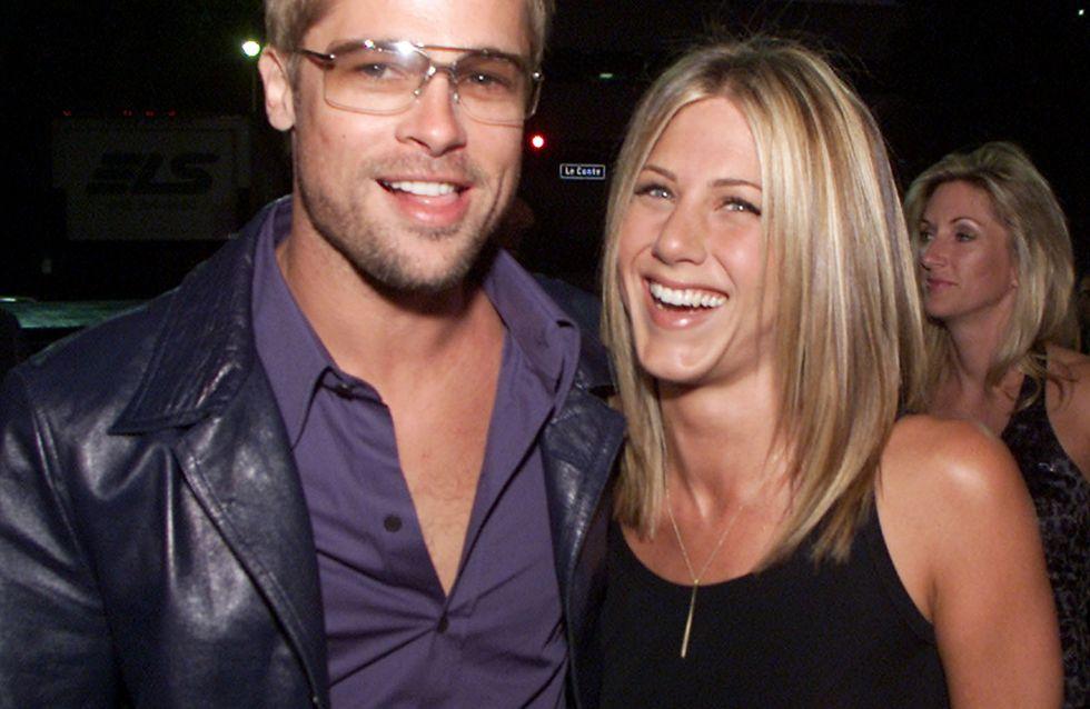 Insider verrät: Brad Pitt war mit Jennifer glücklicher als mit Angelina