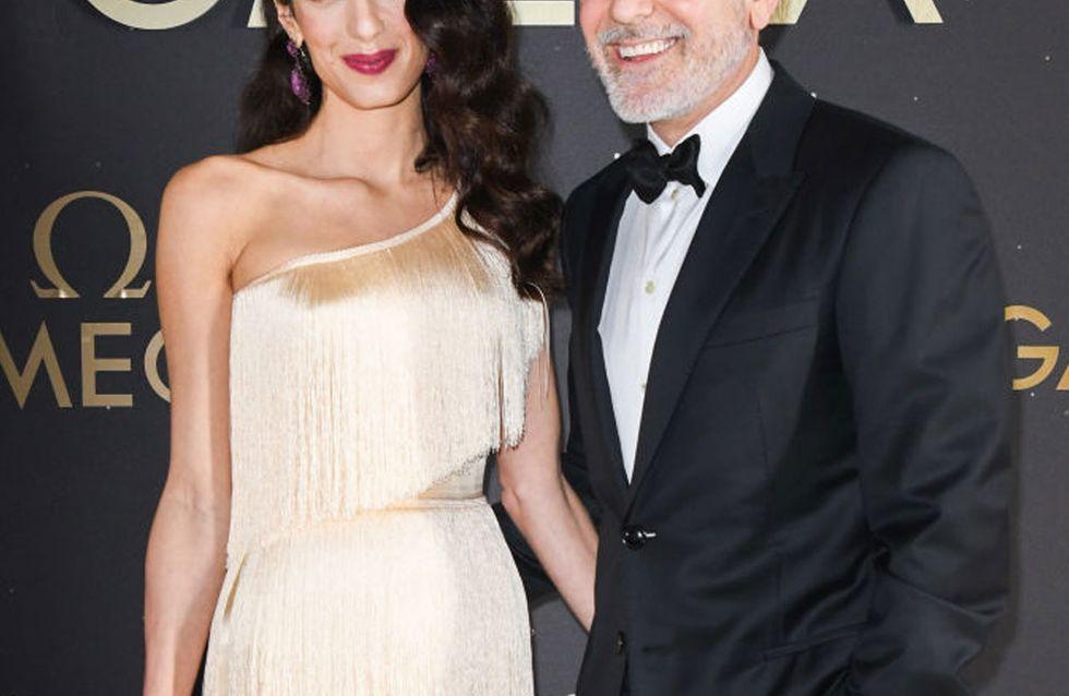 Ist Amal Clooney wieder schwanger? Mit DIESEM Outfit setzt sie ein Zeichen