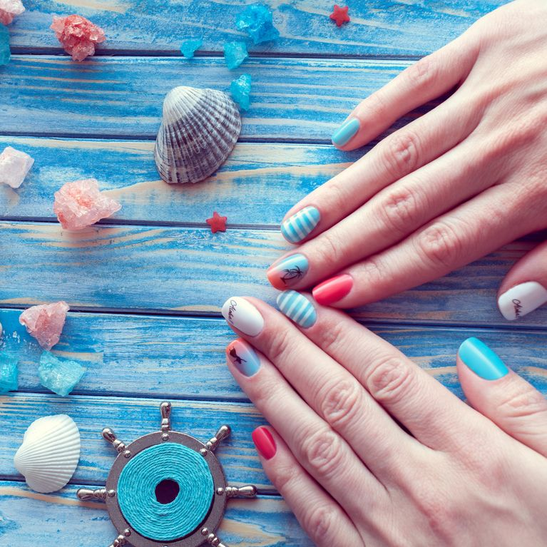 Unghie estate 2019 colori di tendenza e nail art della bella stagione