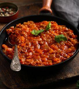 Salsa boloñesa: desde la auténtica receta italiana hasta la versión vegana
