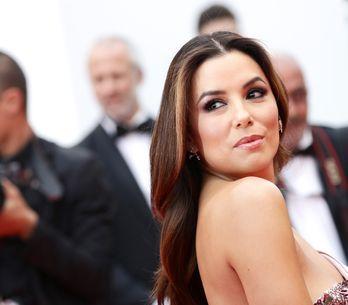 Eva Longoria étincelante sur le tapis rouge du Festival de Cannes (photos)