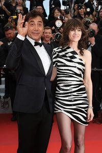 Charloote Gainsbourg et Javier Bardem