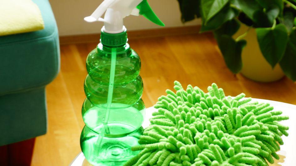 Ménage : 7 astuces pour utiliser le vinaigre blanc