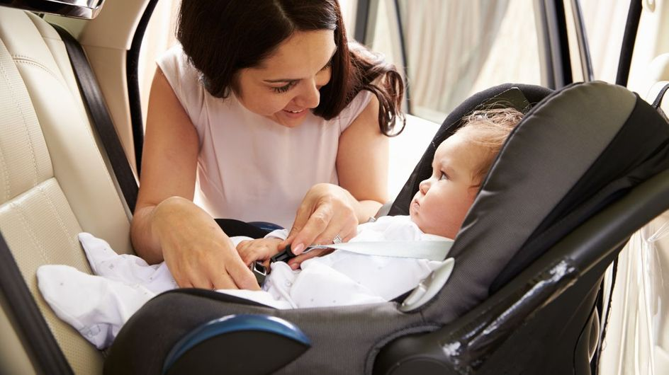 Sillas de coche giratorias: estas son las mejores para tu bebé