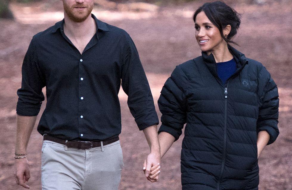 Harry & Meghan: Tolle Überraschung für Baby Archie im neuen Heim
