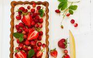 5 idées pour transformer vos tartes aux fraises