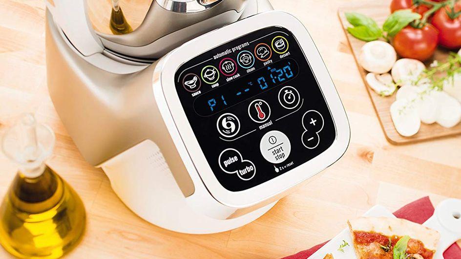 Pourquoi choisir le robot cuiseur Companion de Moulinex ?