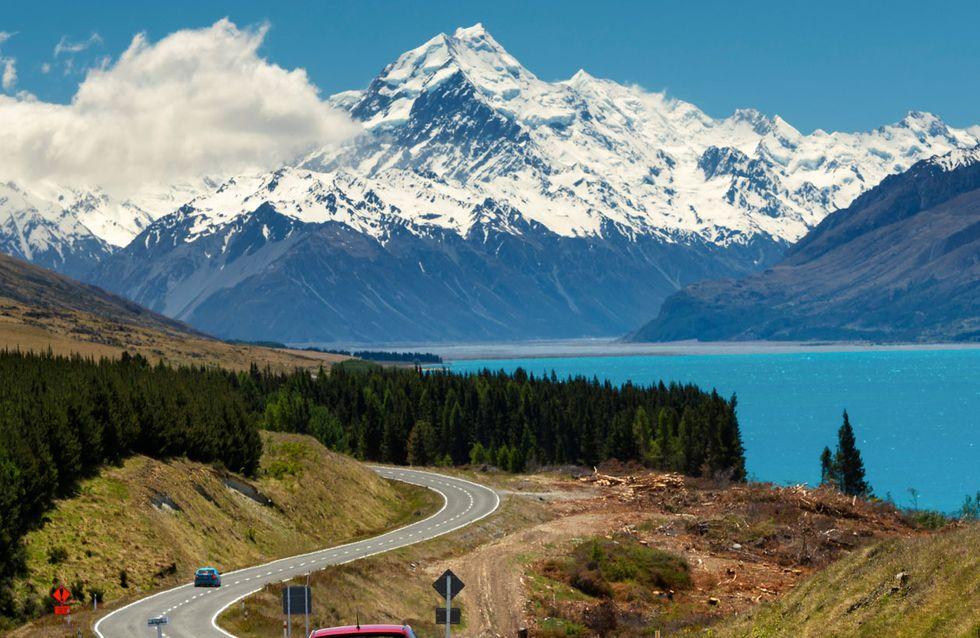Blechen beim Reisen? Neuseeland führt Umweltgebühr ein