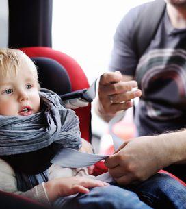 ¿Hasta cuándo es obligatorio utilizar una silla infantil?
