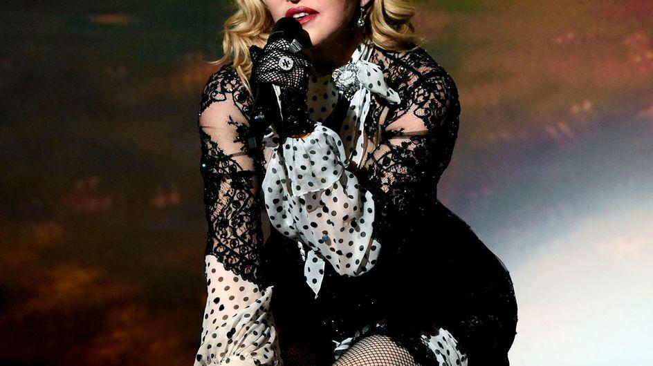 Was ist mit Madonna los? Queen of Pop schockt die Fans beim ESC!