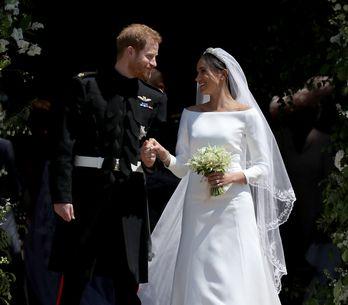 Meghan Markle et le prince Harry, des photos inédites pour leur anniversaire de