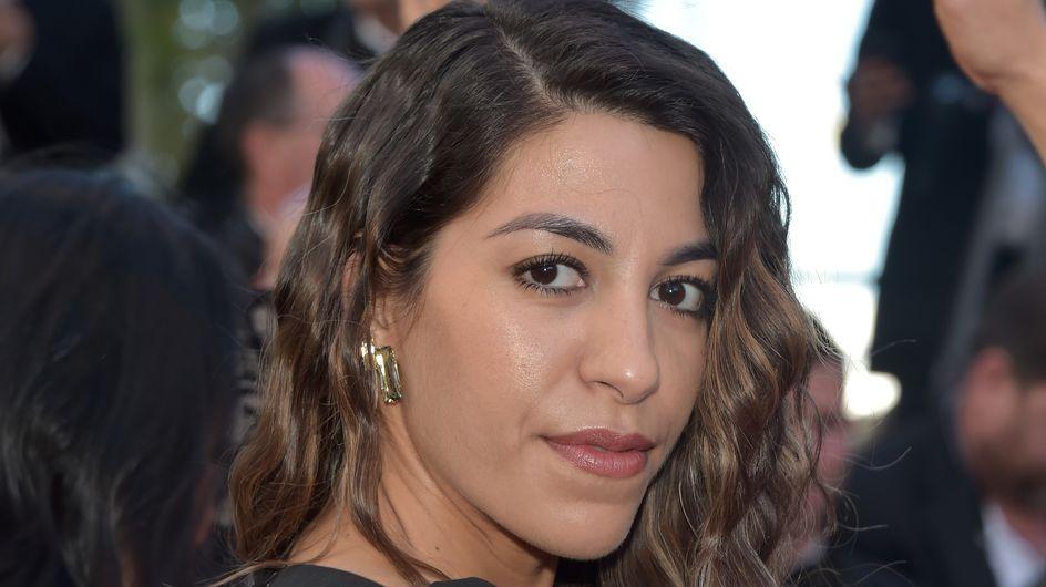Elle défile à Cannes avec une robe faite avec… Le tapis rouge de l'année dernière!