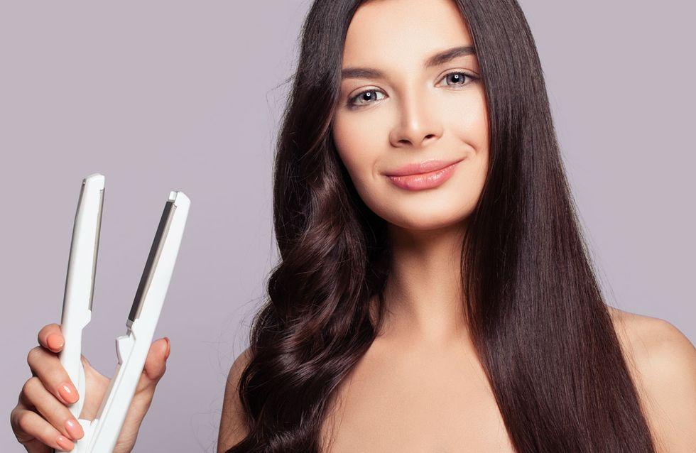 Haare glätten: Die besten Tipps und größten No-Gos