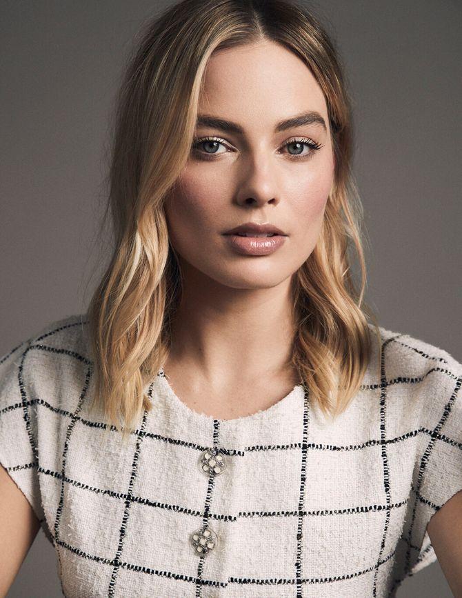 Margot Robbie devient la nouvelle égérie parfum de Chanel !