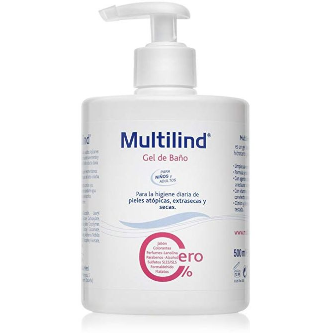 Gel de baño Multilind
