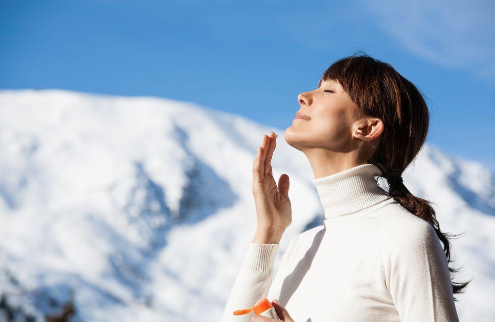 Sonnenschutz im Winter: Darauf solltet ihr achten