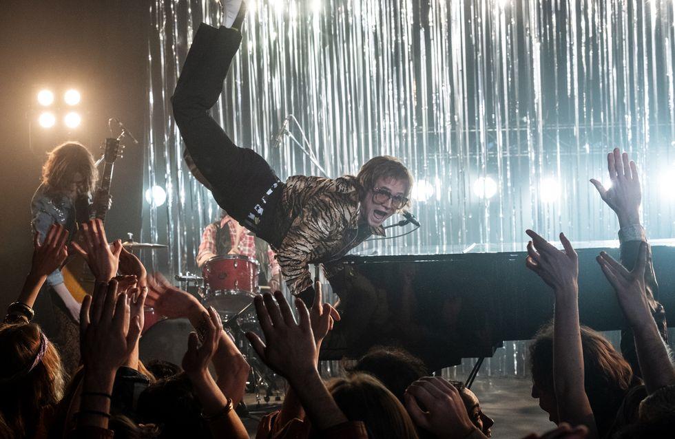 Rocketman, un film flamboyant et poignant sur la vie d'Elton John