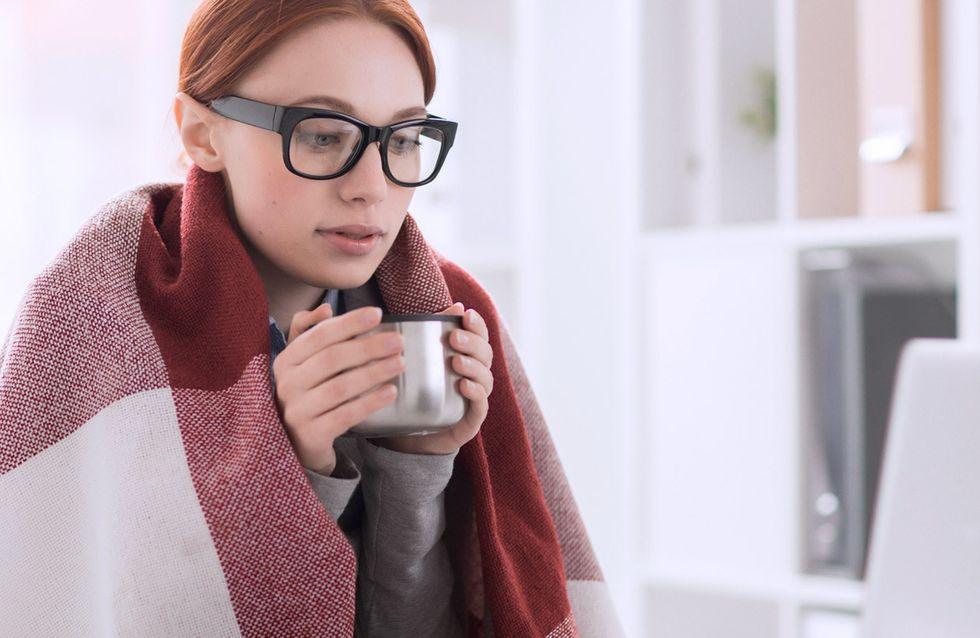 Klimaanlage aus! Laut Studie arbeiten Frauen schlechter, wenn es kalt ist