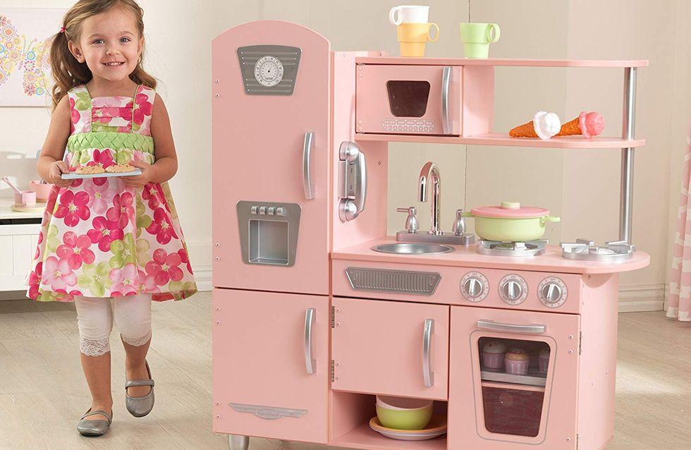 Les meilleures cuisinières pour enfants