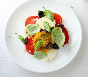 7 idées pour revisiter la tomate-mozzarella