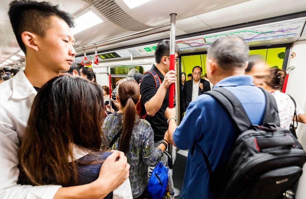 Avec #MainsDeCochon, les Chinoises se confient sur les agressions sexuelles
